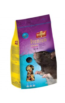 Karma Premium, полнорационный корм для декоративных крыс / Vitapol (Польша)