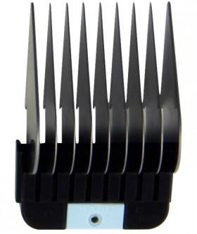 Металлическая насадка 25 мм для машинок Moser MAX45,MAX50,КМ2,КМ5,КМ10 / КМ10 / Wahl (Германия)