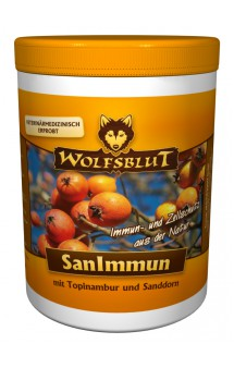 SanImmun (Immusan), витамины для собак и кошек / Wolfsblut (Германия)