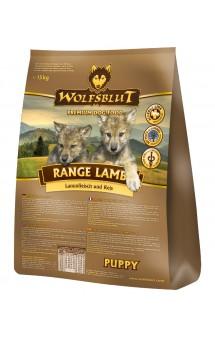 Wolfsblut Range Lamb PUPPY, корм для щенков с Ягненком / Wolfsblut (Германия)