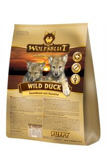Wolfsblut Wild Duck PUPPY, Дикая утка, корм для щенков / Wolfsblut (Германия)
