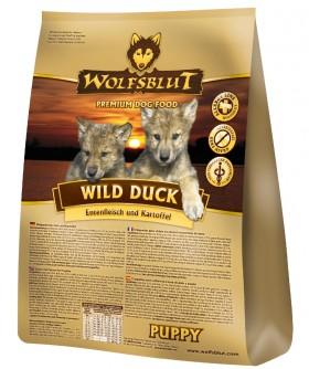 купить Wolfsblut Wild Duck Puppy