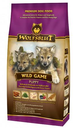 купить Wolfsblut Wild Game Puppy