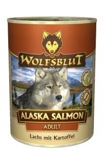 Wolfsblut Alaska Salmon Adult, Аляскинский лосось, консервы для взрослых собак с Лососем./ Wolfsblut (Германия)