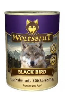 Wolfsblut Black Bird, Черная птица, консервы для собак с Индейкой и Бататом / Wolfsblut (Германия)
