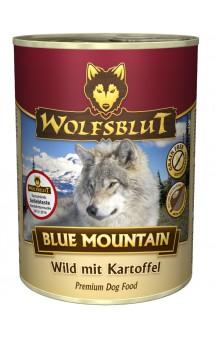 Wolfsblut Blue Mountain, Голубая гора, консервы для собак с Олениной и Бататом / Wolfsblut (Германия)