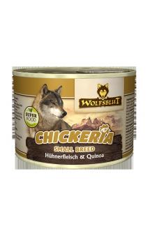 Wolfsblut Chickeria Quinoa Small Breed, консервы для собак мелких пород с курицей и киноа / Wolfsblut (Германия)