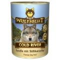 Wolfsblut Cold River, Холодная река, консервы для собак с Форелью и Бататом / Wolfsblut (Германия)