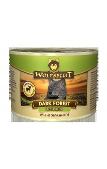 Wolfsblut Dark Forest Small Breed, консервы для собак мелких пород с олениной и бататом / Wolfsblut (Германия)