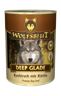 Wolfsblut Deep Glade, Дальняя поляна, консервы для собак / Wolfsblut (Германия)