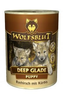Wolfsblut Deep Glade Puppy, Дальняя поляна, консервы для щенков с Олениной и Тыквой / Wolfsblut (Германия)