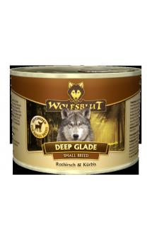 Wolfsblut Deep Glade Small Breed, консервы для собак мелких пород с олениной и тыквой / Wolfsblut (Германия)