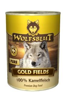 Wolfsblut Gold Fields PURE, Золотые поля, консервы для собак с мясом Верблюда / Wolfsblut (Германия)