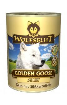 Wolfsblut Golden Goose Adult, Золотой гусь, консервы для взрослых собак с мясом Гуся и Бататом / Wolfsblut (Германия)