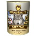 Wolfsblut Grey Peak PURE, Седая вершина, консервы для собак с Козлятиной / Wolfsblut (Германия)