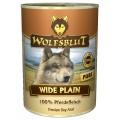 Wolfsblut Wide Plain PURE, Широкая равнина, консервы для собак с Кониной / Wolfsblut (Германия)