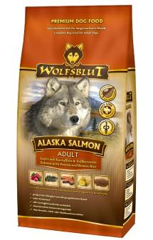 Wolfsblut Alaska Salmon, Аляскинский лосось, корм для собак с Лососем и картофелем / Wolfsblut (Германия)