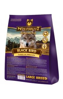 Wolfsblut Black Bird Large Breed, Черная птица, корм для крупных пород собак / Wolfsblut (Германия)