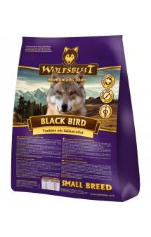 Wolfsblut Black Bird Small Breed, Черная птица, корм для мелких пород собак, с Индейкой / Wolfsblut (Германия)