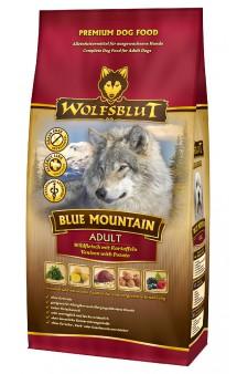Wolfsblut Blue Mountain, Голубая гора, корм для собак с Олениной, Кроликом / Wolfsblut (Германия)