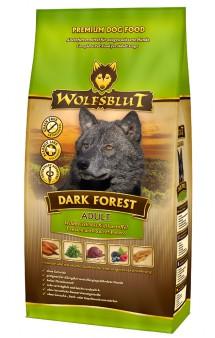 Wolfsblut Dark Forest, Темный лес, корм для собак с Олениной и Бататом / Wolfsblut (Германия)