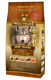 Wolfsblut Deep Glade Adult, Дальняя поляна, корм для собак с Олениной и Буйволом / Wolfsblut (Германия)