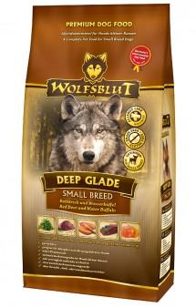 Wolfsblut Deep Glade Small Breed, Дальняя поляна, корм для собак мелких пород, с Олениной и Буйволом / Wolfsblut (Германия)
