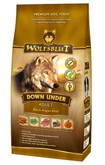 Down Under, сухой корм для взрослых собак, Австралийская говядина / Wolfsblut (Германия)
