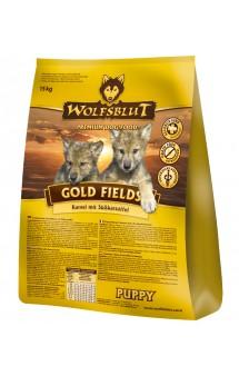 Wolfsblut Gold Fields Puppy, Золотые поля, корм для щенков с мясом Верблюда / Wolfsblut (Германия)