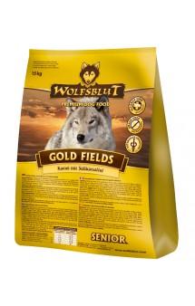Wolfsblut Gold Fields Senior, Золотое поле, корм для пожилых собак / Wolfsblut (Германия)