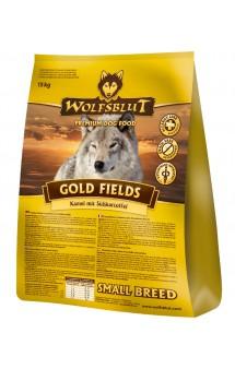Wolfsblut Gold Fields Small Breed, Золотое поле, корм для мелких пород с Мясом Верблюда / Wolfsblut (Германия)