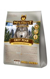 Wolfsblut Grey Peak Small Breed, Седая вершина, корм для собак мелких пород, с Козлятиной / Wolfsblut (Германия)