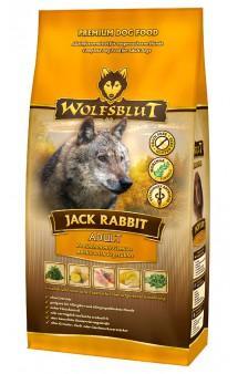 Wolfsblut Jack Rabbit Adult, Кролик, корм для взрослых собак с Кроликом / Wolfsblut (Германия)