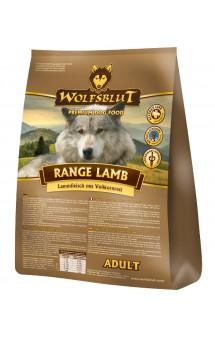 Wolfsblut Range Lamb, корм для собак с Ягненком / Wolfsblut (Германия)