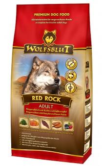 Wolfsblut Red Rock, Красная скала, корм для собак с мясом Кенгуру / Wolfsblut (Германия)