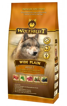 Wolfsblut Wide Plain, Широкая равнина, корм для собак с Кониной / Wolfsblut (Германия)