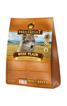 Wolfsblut Wide Plain SMALL Breed Широкая равнина, корм для собак мелких пород / Wolfsblut (Германия)