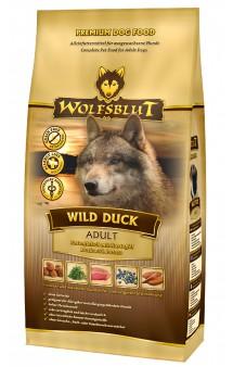 Wolfsblut Wild Duck ADULT, Дикая утка, корм для собак / Wolfsblut (Германия)