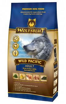 Wolfsblut Wild Pacific, Дикий океан, корм для собак с 6 видами рыб / Wolfsblut (Германия)