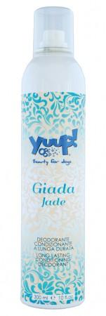 """Fashion Jade Long Lasting Conditioning Deodorant, дезодорант для шерсти """"Нефрит"""", с цветочным ароматом / Yuup! (Италия)"""