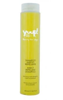 """Home Insect Repellent Shampoo, шампунь 100% растительный, """"Защита от насекомых"""", с геранью и чайным деревом / Yuup! (Италия)"""