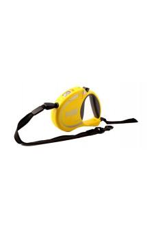 Ziver-407, поводок-рулетка с фонариком, для собак / ZIVER