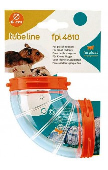 FPI 4810 Curve, труба-изгиб для хомяков / ferplast (Италия)