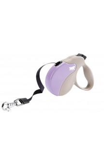 AMIGO Tape Small, рулетка для собак до 15 кг, лента 5 м / ferplast (Италия)