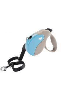 AMIGO Cord Large, рулетка для собак до 50 кг, шнур 5 м / ferplast (Италия)