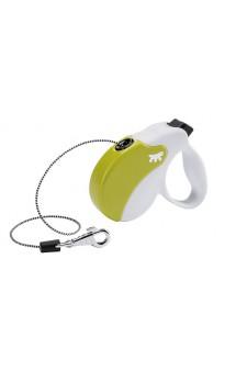 AMIGO CORD Mini, рулетка для собак до 12 кг, шнур 3 м / ferplast (Италия)
