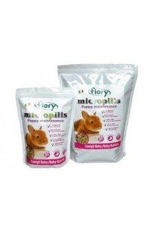 Micropills baby rabbits, Корм для крольчат / fiory (Италия)