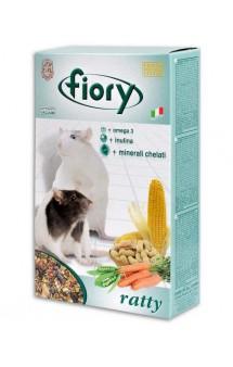 Ratty, корм для крыс / fiory (Италия)