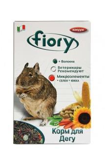Deggy, корм для Дегу / fiory (Италия)