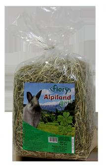 Alpiland Green, сено Альпийское с Люцерной / fiory (Италия)